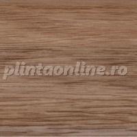 Plinta PVC Canal Cablu LM 55.34 oak alaska