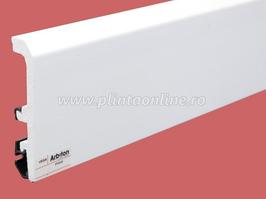 Plinta alba duropolimer P1010